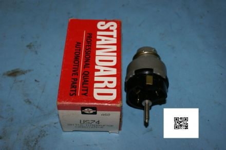 1964-1966 Mustang Ignition Starter Switch, Standard US74, New